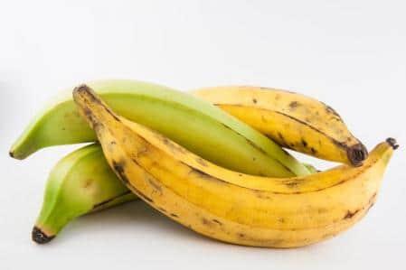 el plátano estriñe