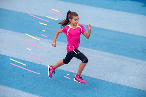 atletismo para niños