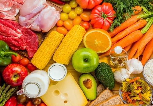 que nos aportan los alimentos