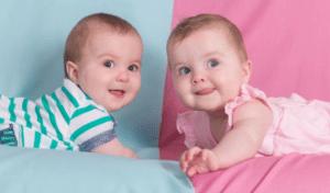 nombres para mellizos niño y niña que rimen