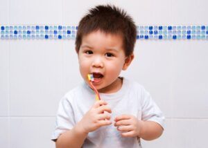 pasta dental para bebes