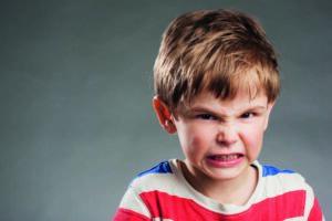 cómo controlar la ira en niños